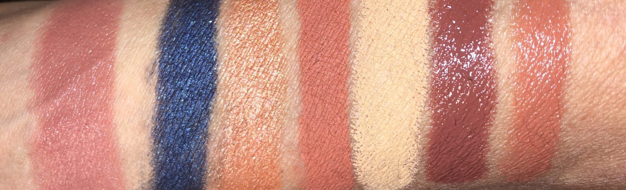 NUDE BEACH KIT SWATCHES