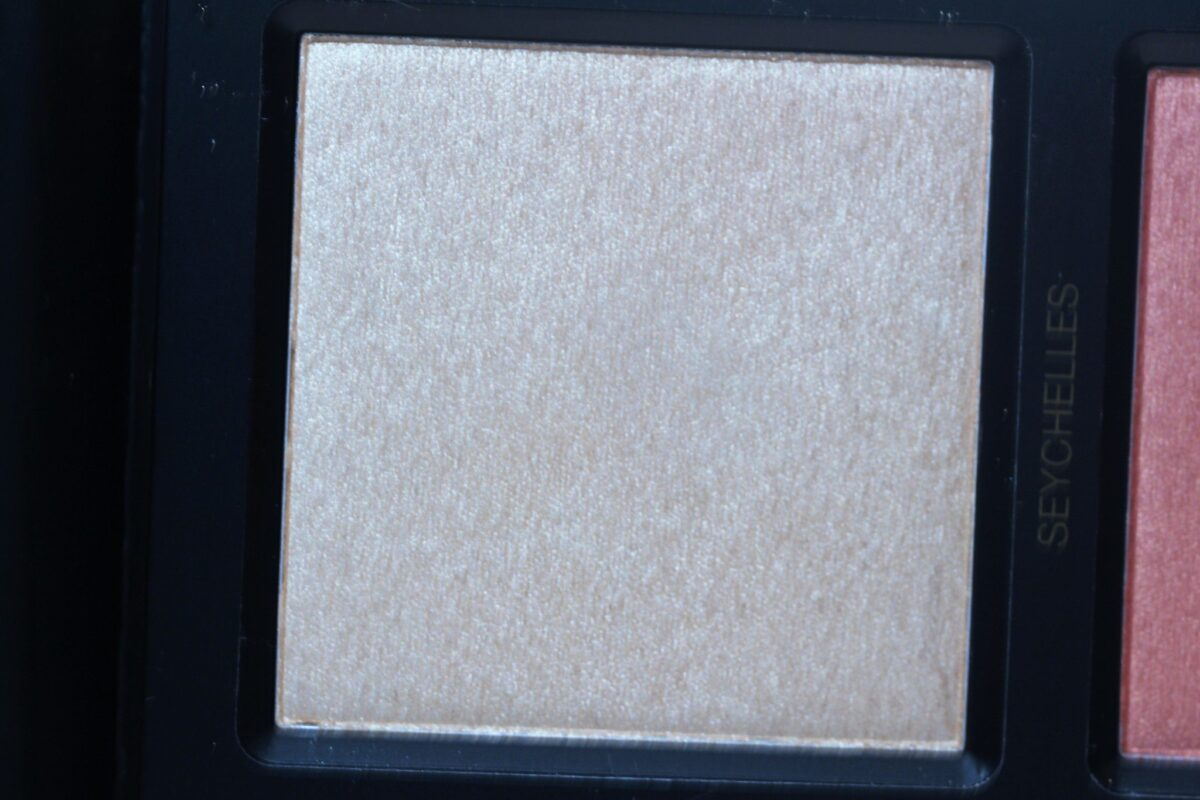 seychelles is the lightest shade in the Golden Sand palette