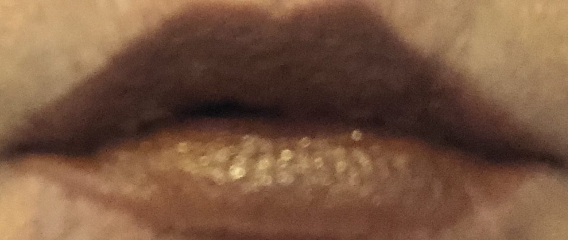 Posh Lips fringe