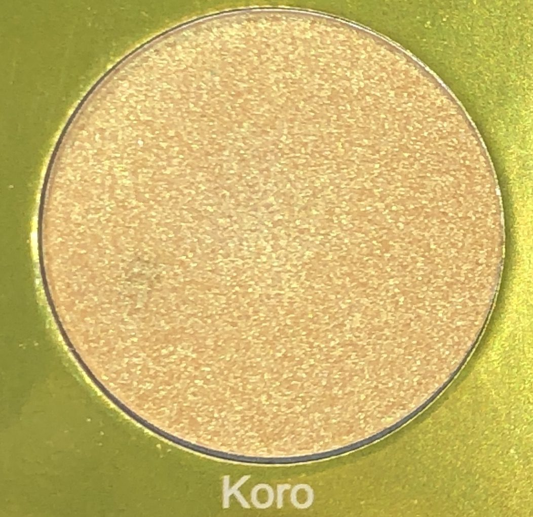 JUVIA'S PLACE THE TRIBE EYESHADOW PALETTE SHADE KORO