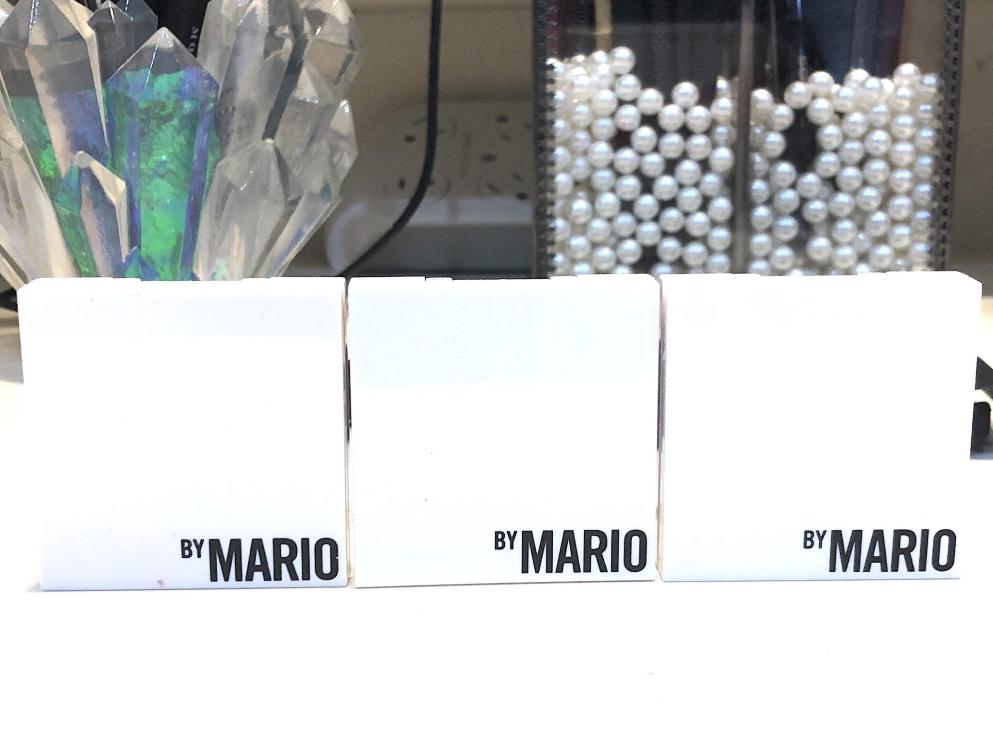 Makeup By Mario Master Secret Glow/Master Crystal Reflectors