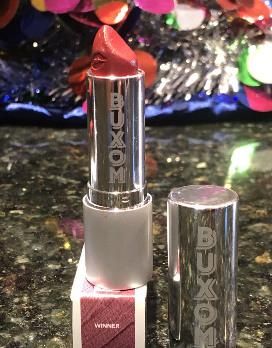 THE BUXOM FULL FORCE LIP PLUMPING SHADE WINNERWINNER