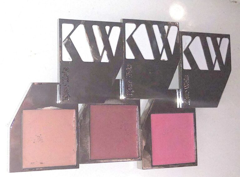 KJAER CREAM BLUSH SHADES