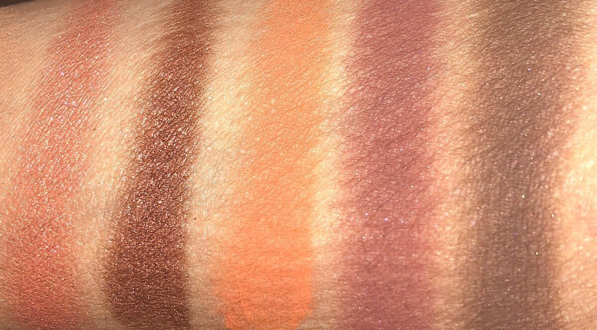 MORE SWATCHES FOR THE DEEP NEUTRALS PALETTE #3