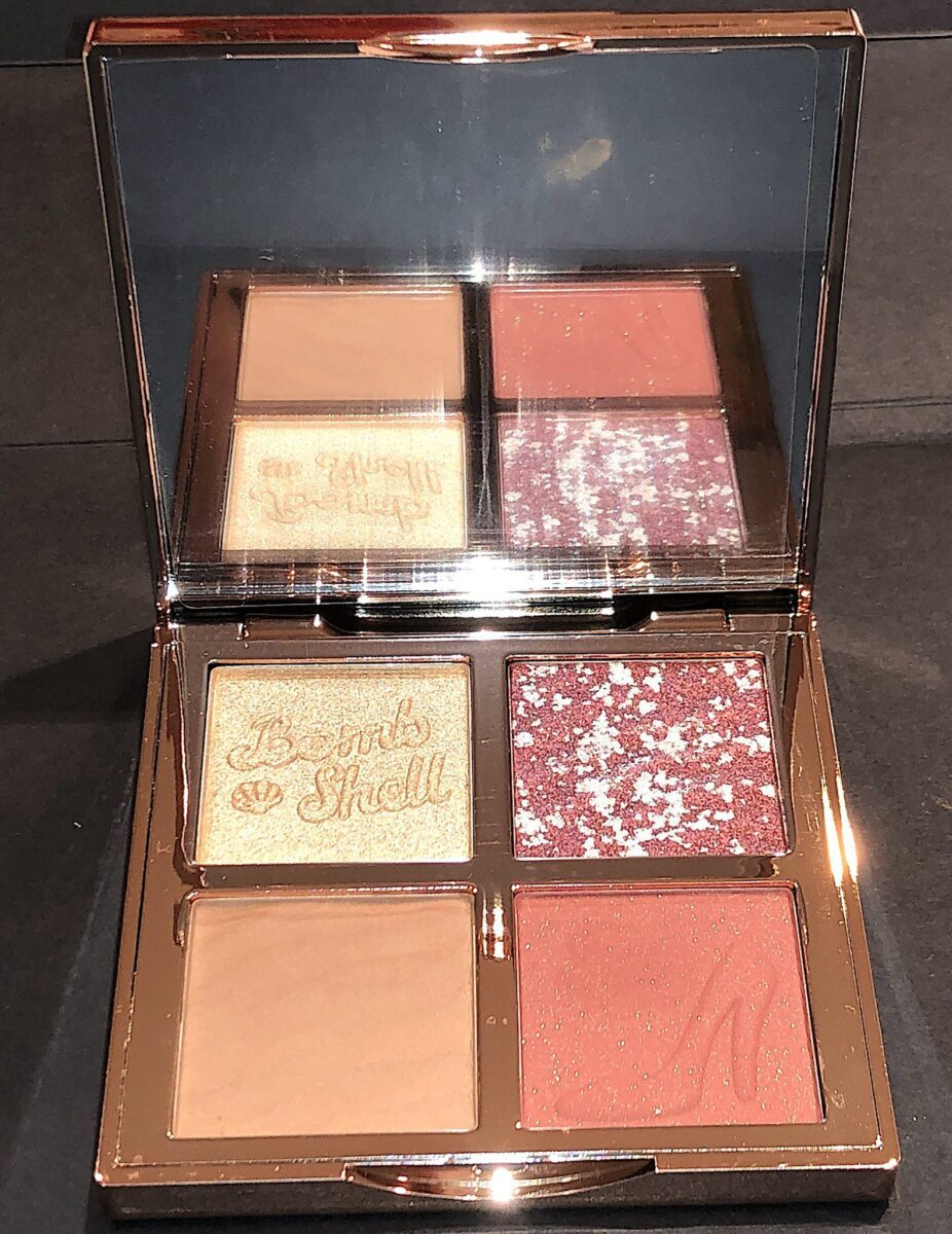 INSIDE THE BOMBSHELL PERFECTIONIST SCULPTING PALETTE