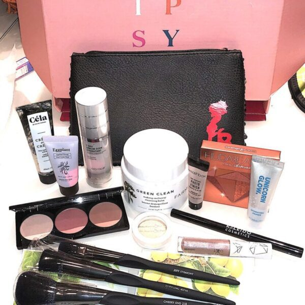 IPSY GLAM BAG ULTIMATE OCTOBER 2019