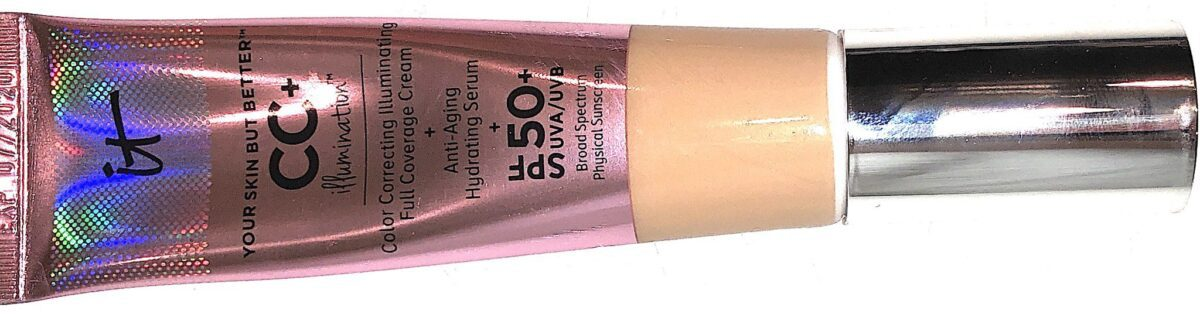 IT COSMETICS CC CREAM ILLUMINATION SPF 50 + IN MEDIUM NEUTRAL
