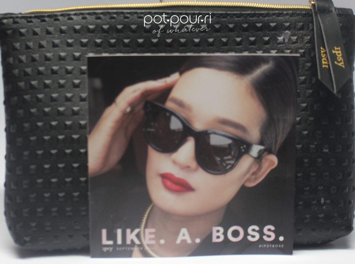 Ipsy-like-a-boss