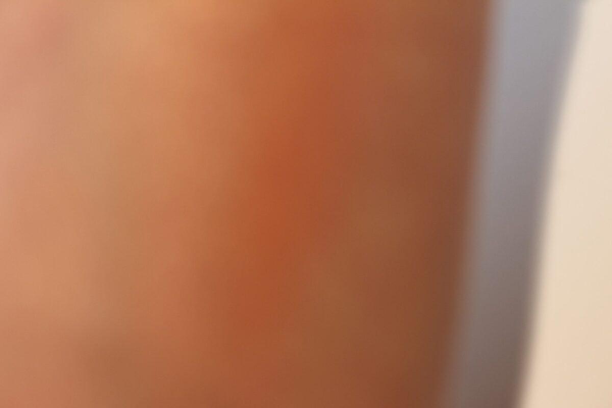 Jillian Dempsey Lid tint-Peach swatch