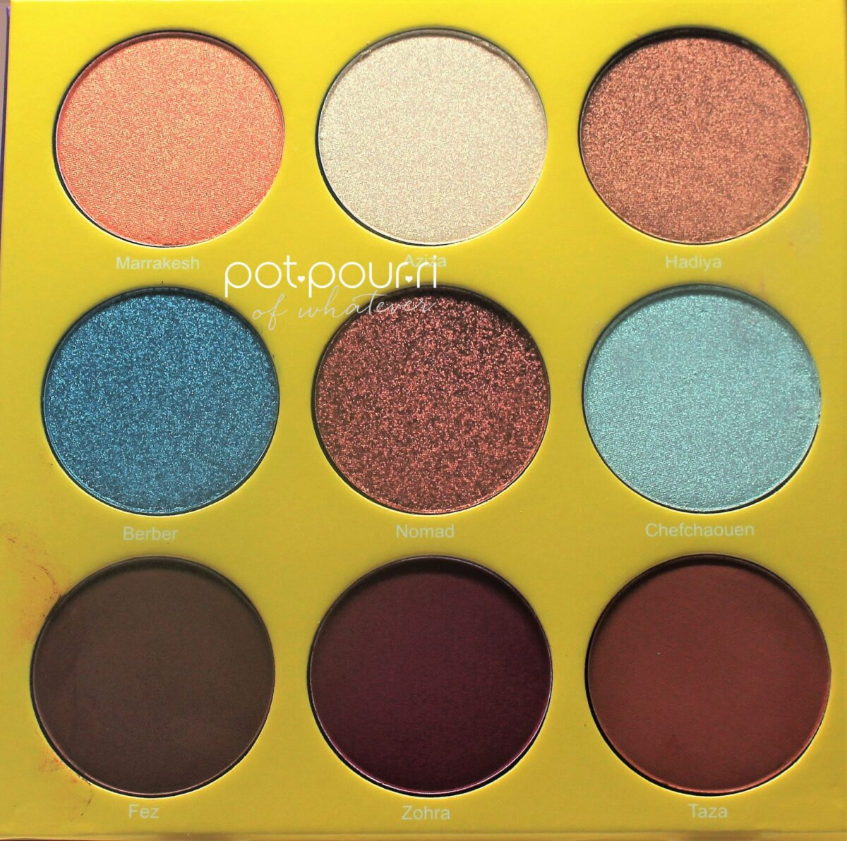 Juvia's-Saharan-11-new-eyeshadow-palette-moroccan-ispired-9-spicey-shades