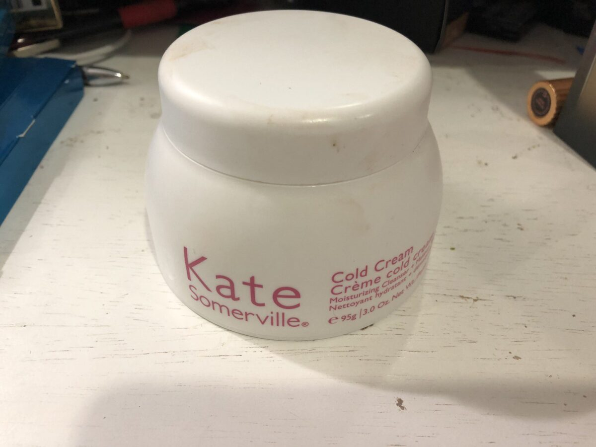 Kate Somerville Cold Cream Jar