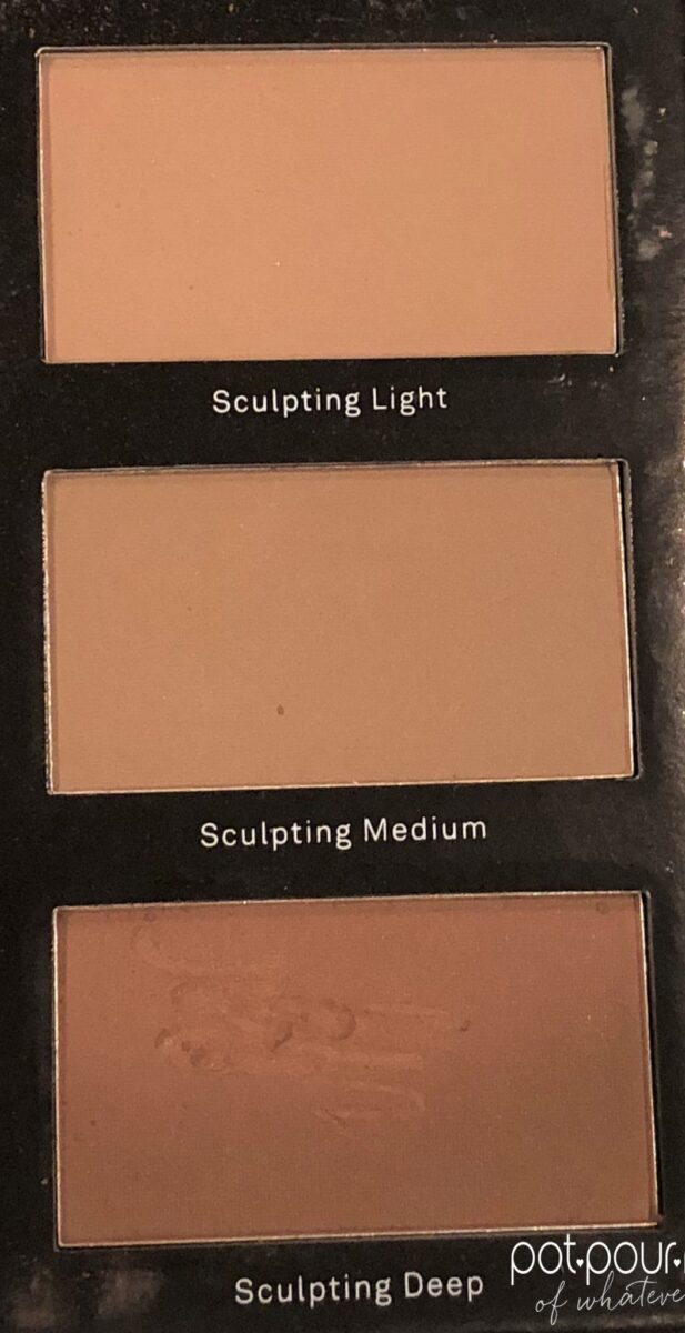 SCULPTING SHADES KEVYN AUCOIN CONTOUR BOOK VOLUME 111