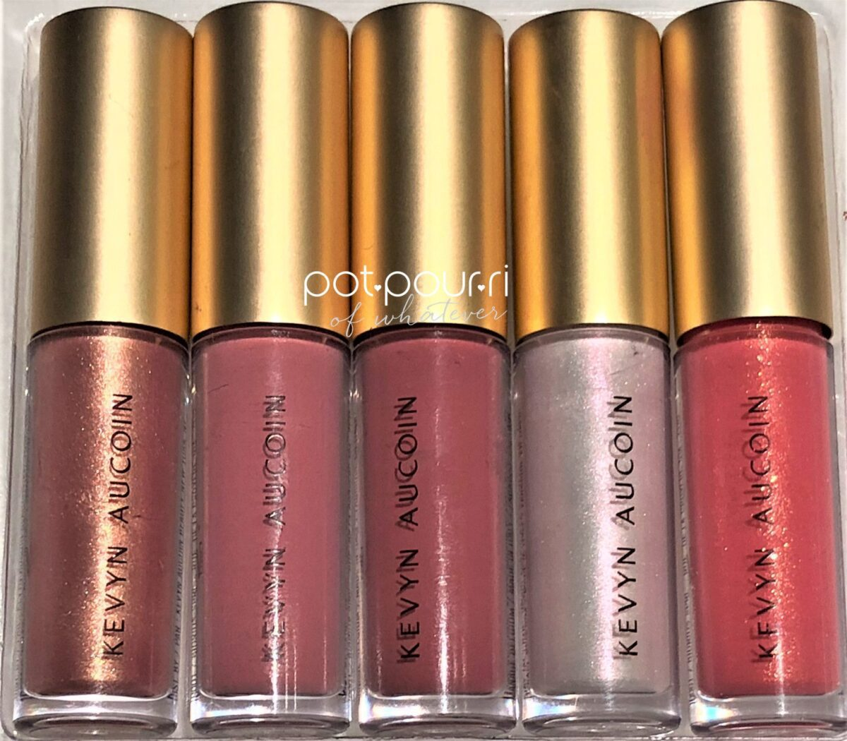 NUDE POP MOLTEN MINI LIP COLLECTION