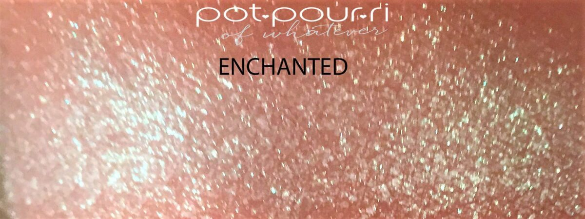 KEVYN AUCOIN PRISMAGIC HIGHLIGHTER TRIO ENCHANTED SWATCH