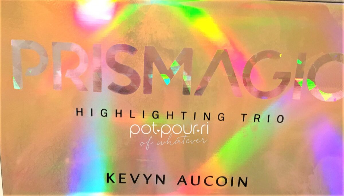 KEVYN AUCOIN PRISMAGIC HIGHLIGHTER TRIO COMPACT IS A WOWZA