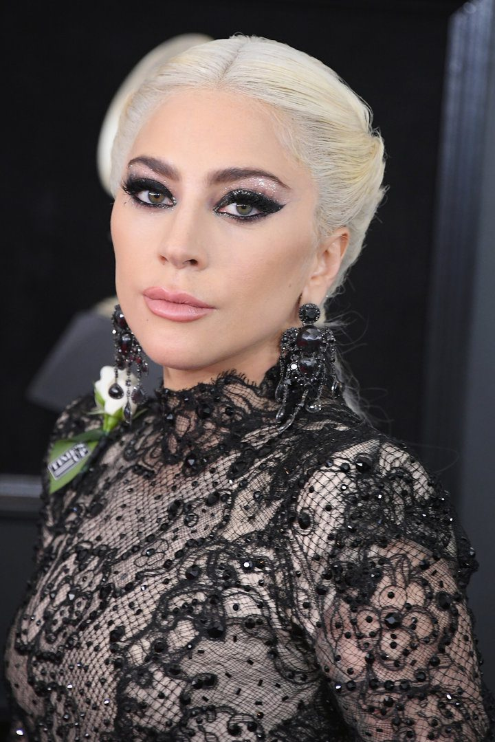 NEW YORK, NY - JANUARY 28: Recording artist/actor Lady Gaga attends the 60th Annual GRAMMY Awards at Madison Square Garden on January 28, 2018 in New York City. (Photo by Steve Granitz/WireImage)