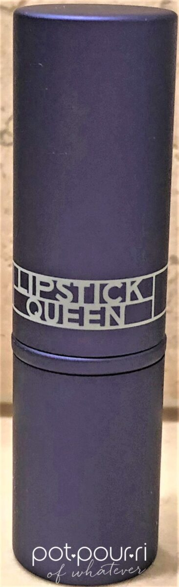 LIPSTICK BULLET LIPSTICK QUEEN BLUE BY YOU