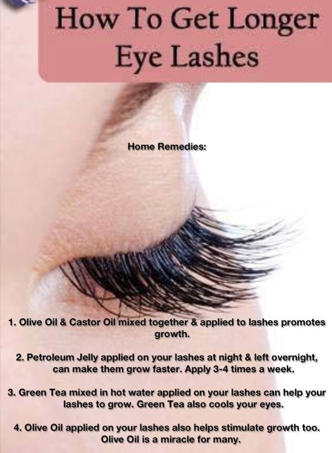 faaf6b6dd1c Tip: Natural Ways To Thicken, Lengthen and Grow Your Own Lashes