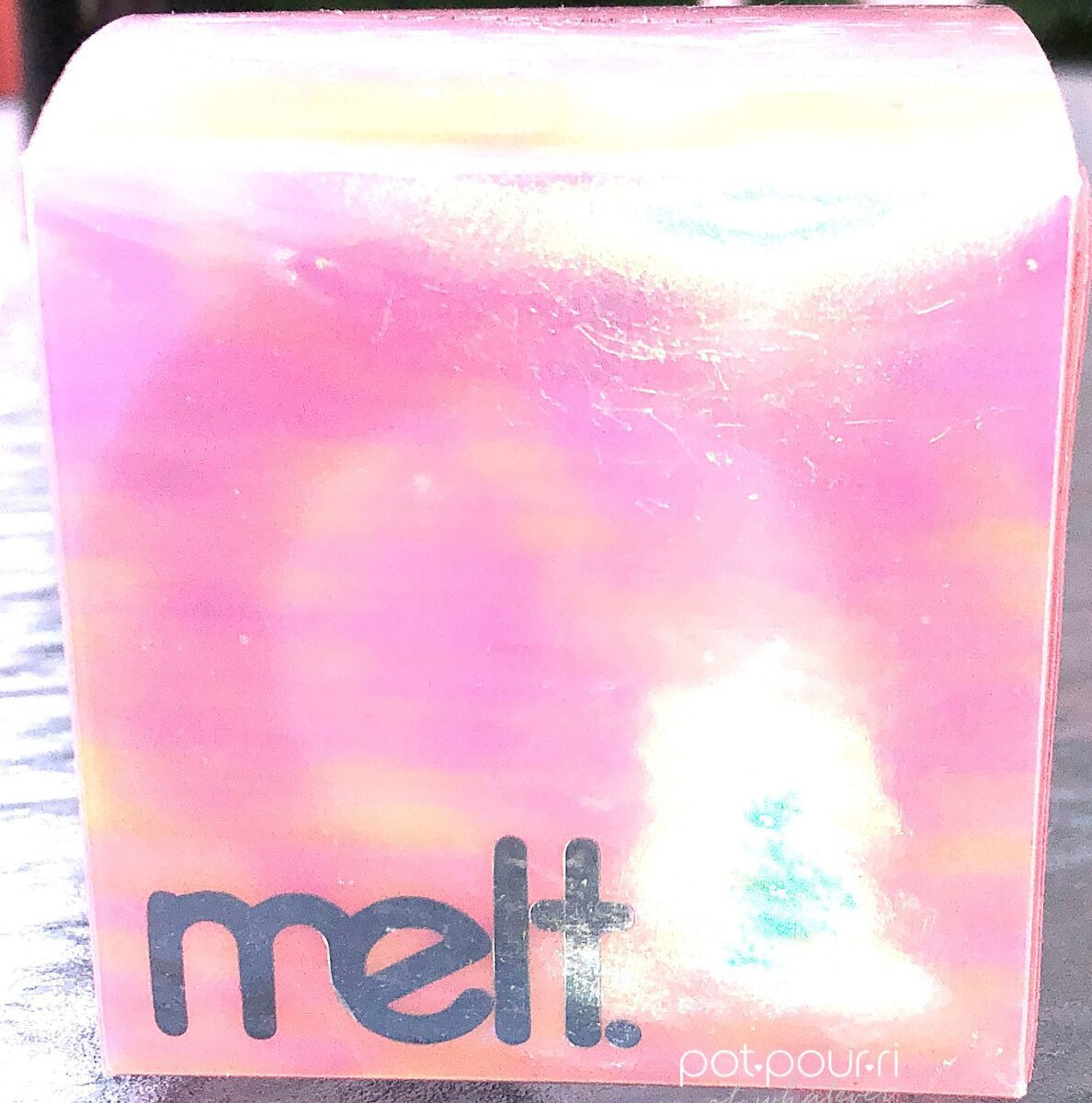 MELT BABY GIRL STACK OF 5 PACKAGING