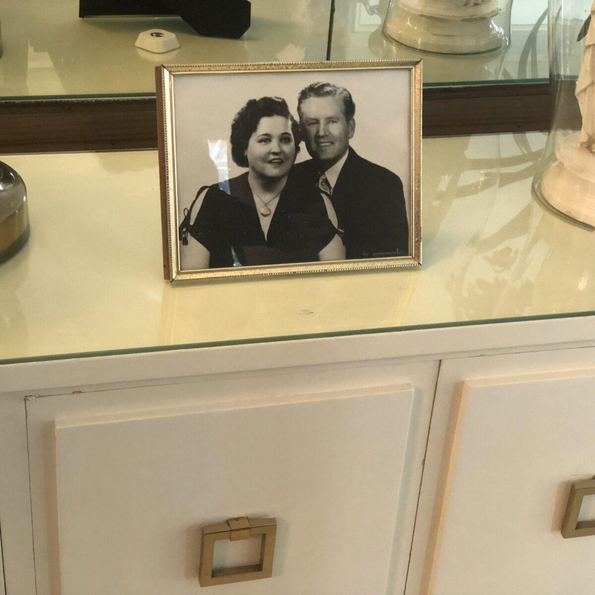 ELVIS PRESLEY'S PARENTS