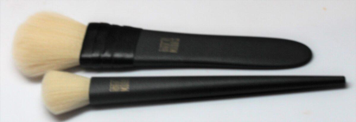 RML/Large, Flat Powder Brush and Angled Contour Brush