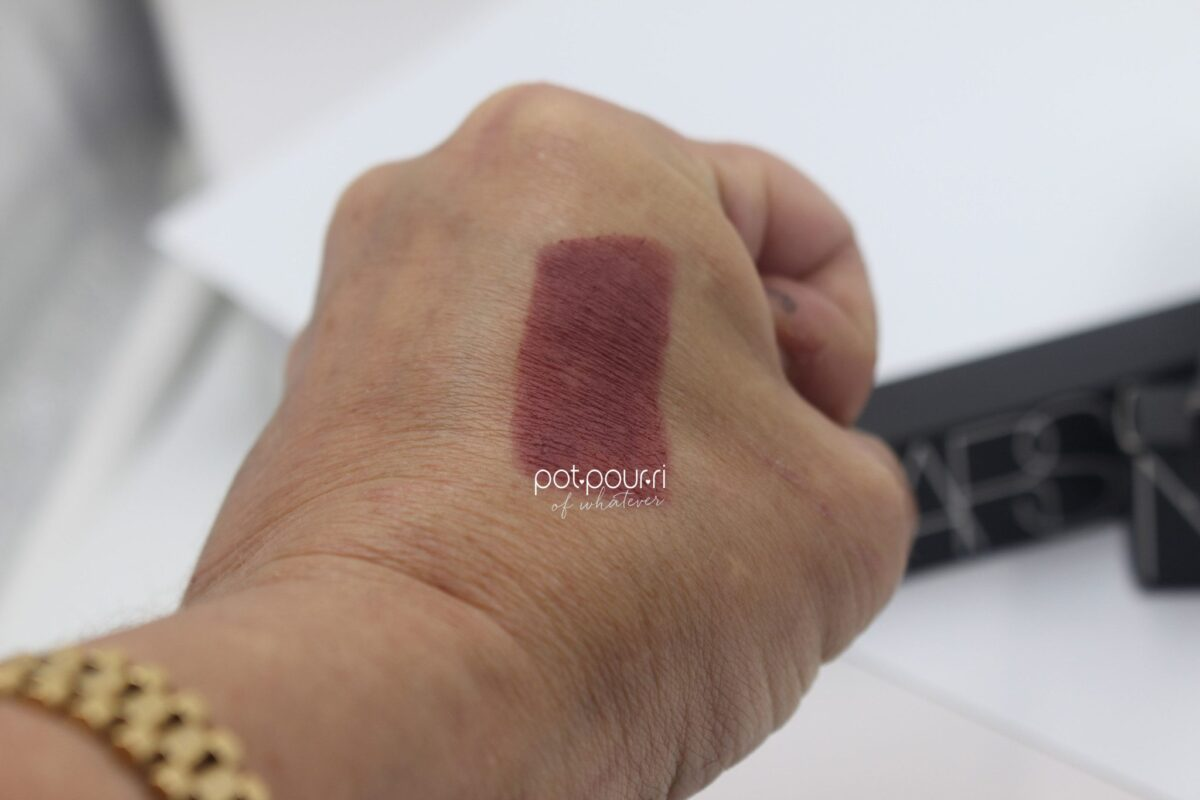 Do Me Baby swatched