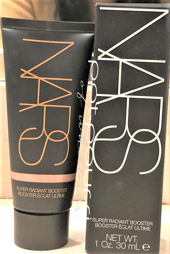 NARS SUPER RADIANT BOOSTER PACKAGING