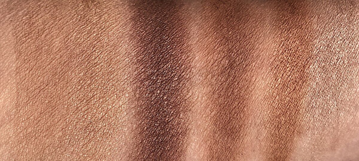 NARS SUMMER LIGHTS SWATCHES