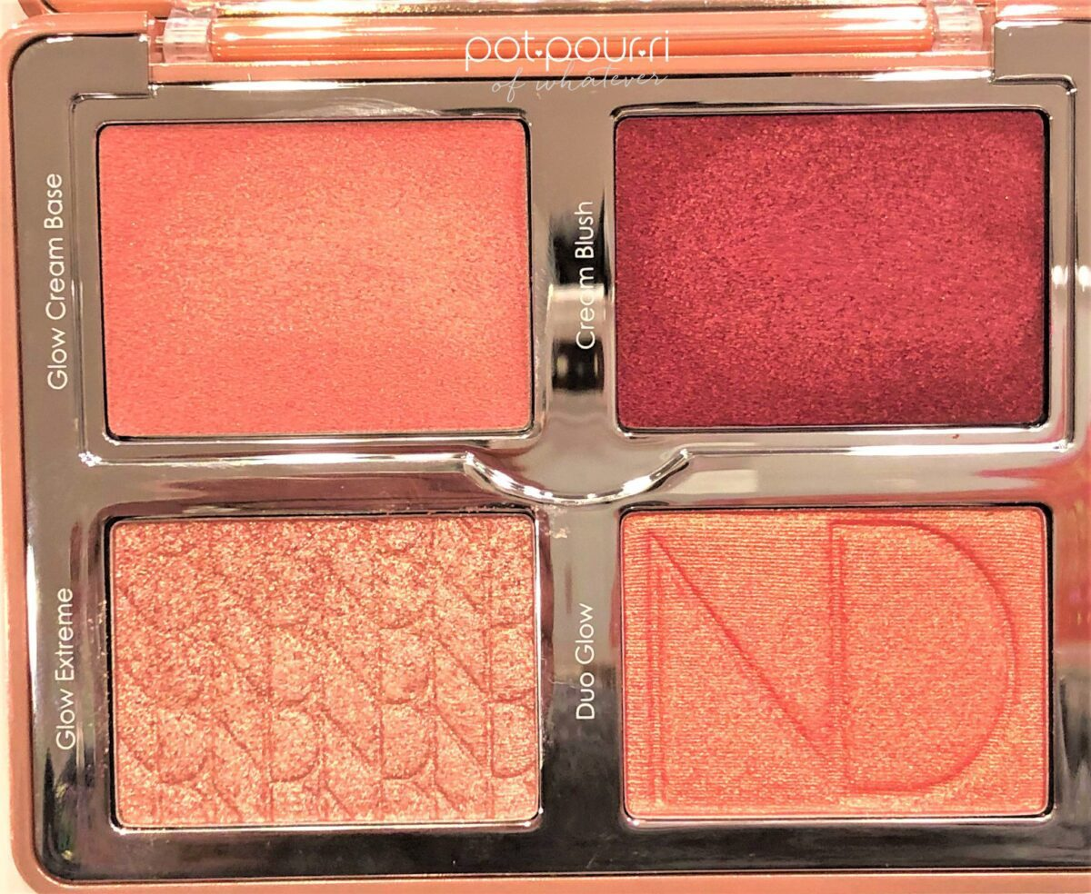 SHADES IN BLOOM PALETTE