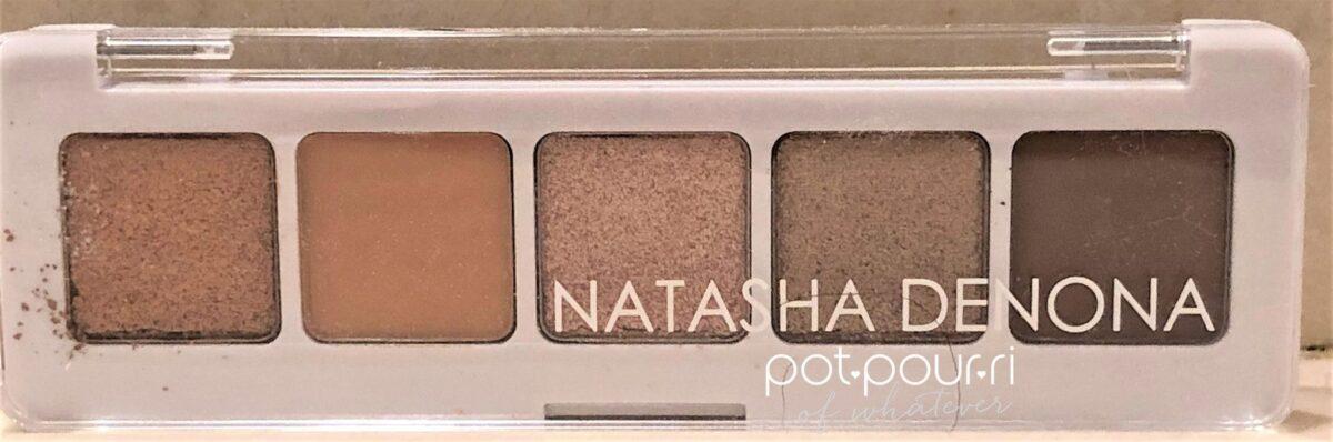 Mini Nude Eyeshadow Palette by Natasha Denona #14