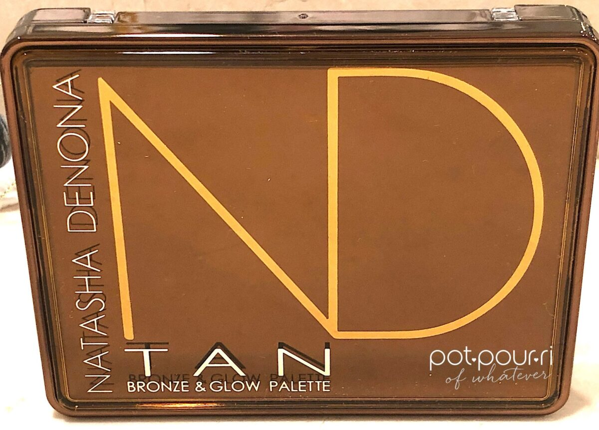THE TAN FACE PALETTE COMPACT