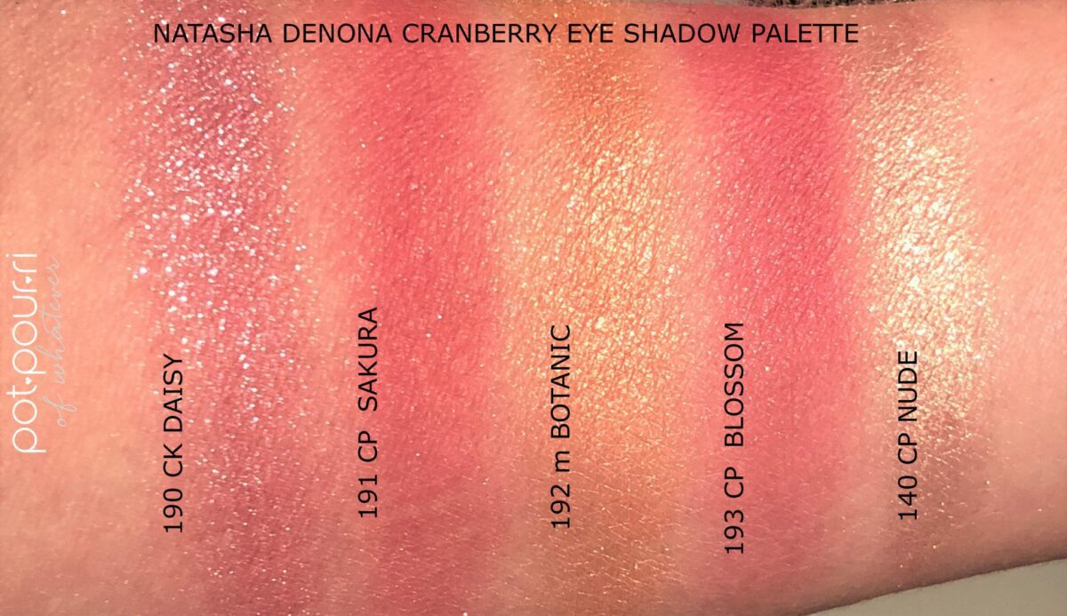 SHADE SWATCHES