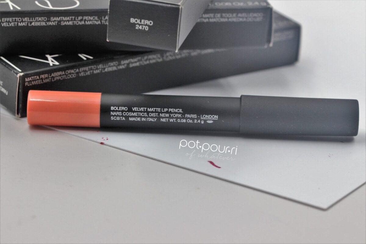 Nars-Bolero-matte-velvet-lip-pencil