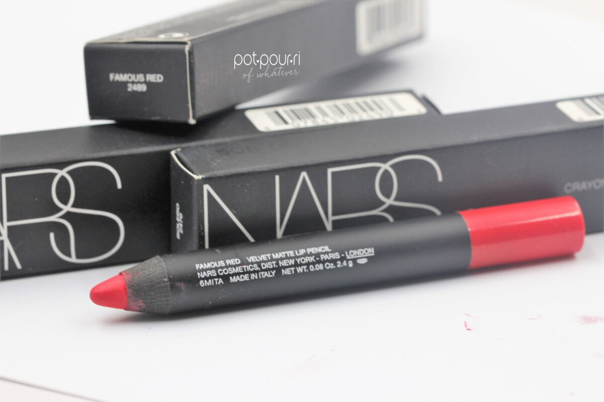 Nars-Velvet-Matte-Lip-Pencil-Famous-Red