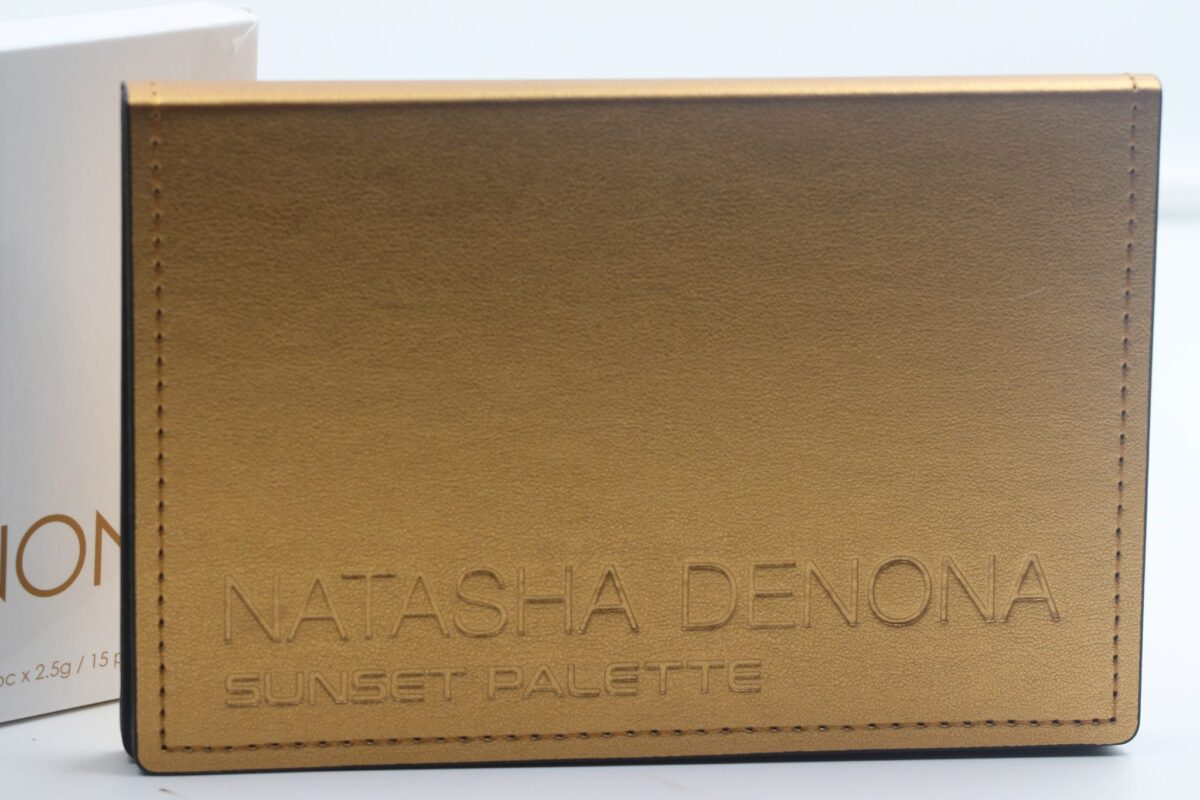 Natasha-Denona-Sunset-Eye-Shadows-in-faux-palette-golden-bronze-leather-with-magnetic-closure