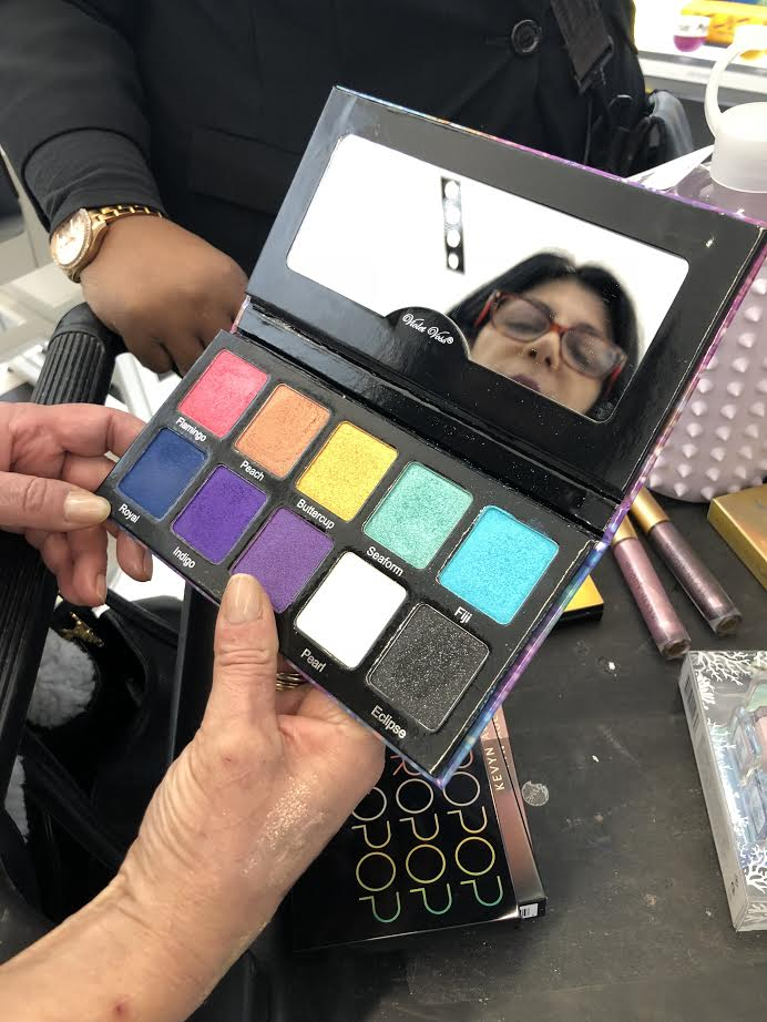 New Spring Makeup Violet Voss New Eye shadow palette