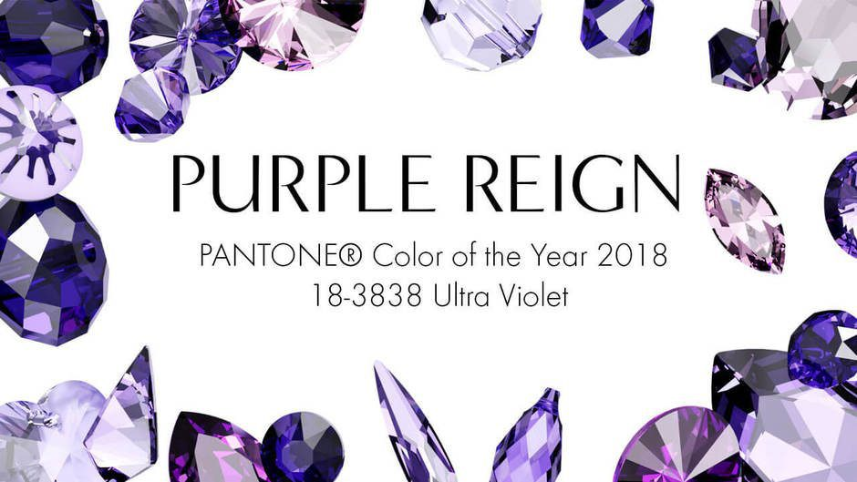 pantone 2018 color of the year is ultra violet. Black Bedroom Furniture Sets. Home Design Ideas