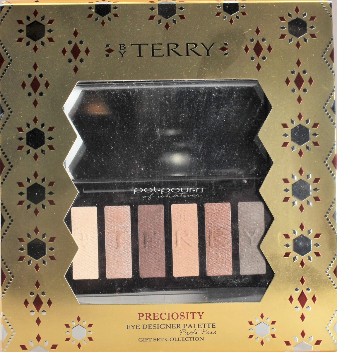Preciosity Eye Designer Palette gift packaging