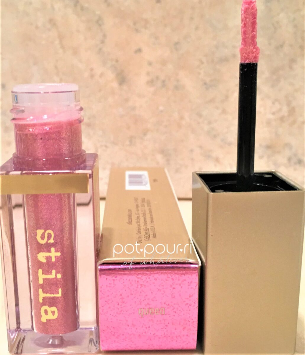 STILA GLITTER AND GLOW HIGHLIGHTER QUEEN