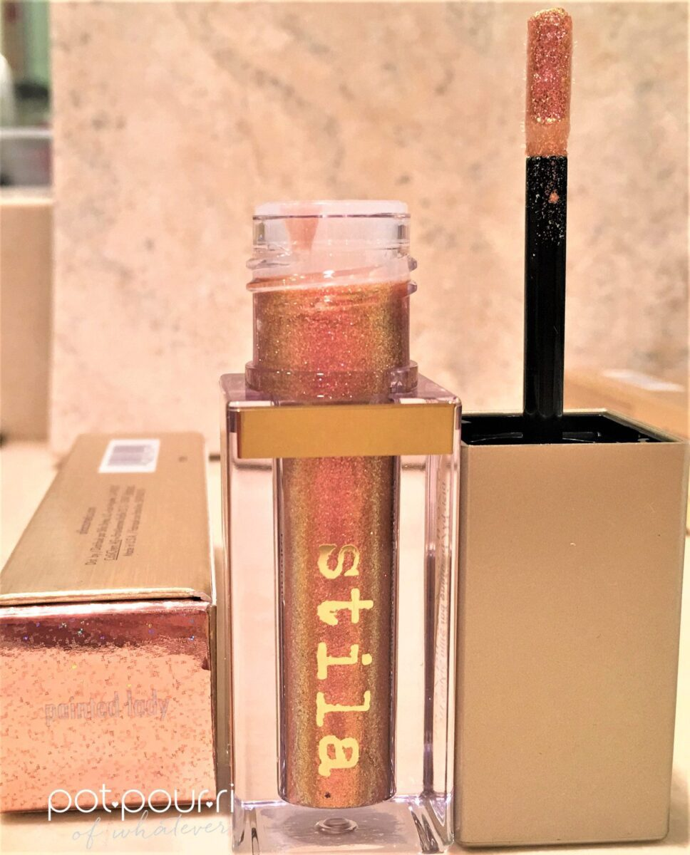 STILA GLITTER AND GLOW HIGHLIGHTRE PAINTED LADY