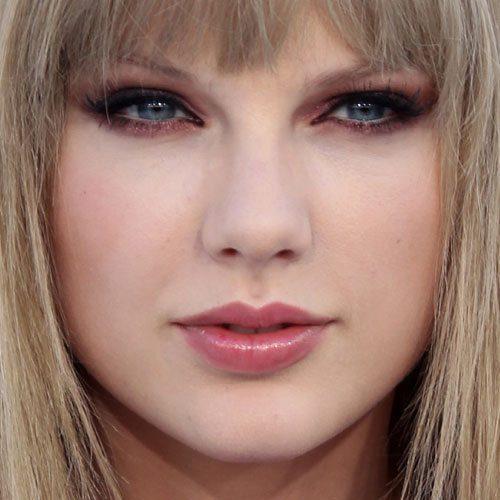 pink eye shadow pink lips