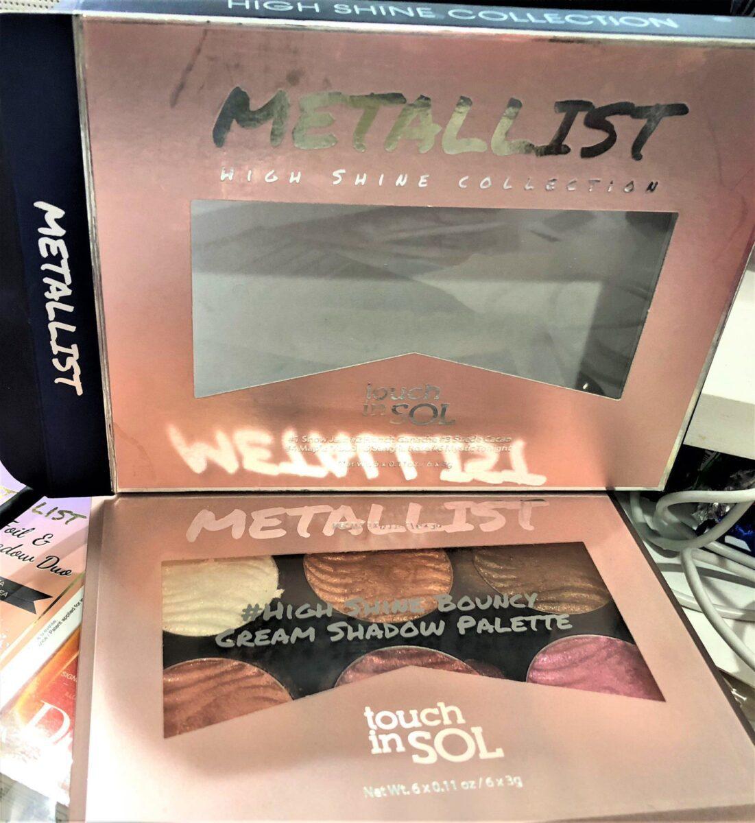 Metallist Bouncy Cream Shado