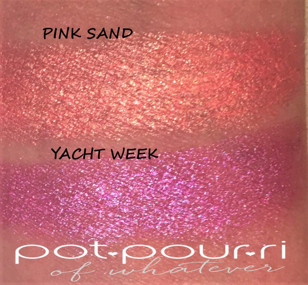 SWATCHES PINK SAND AND YACHT WEEK