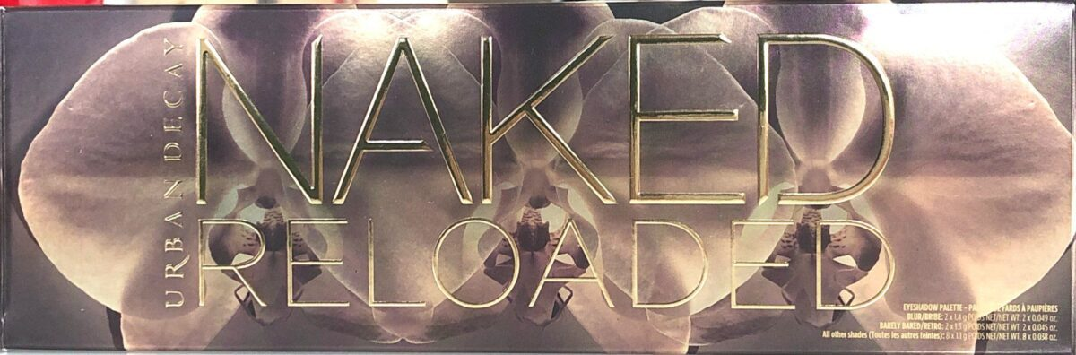 URBAN DECAY NAKED RELOADED EYESHADOW COMPACT