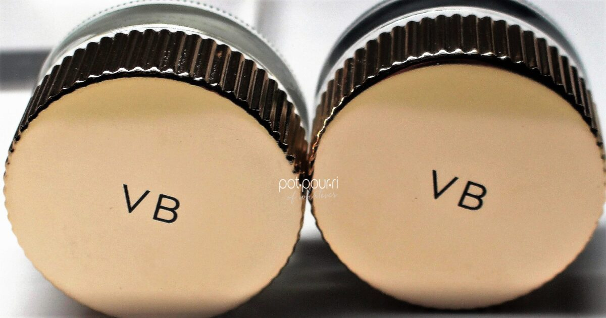 Victoria Beckham Esteshadow potse Lauder eye foils in