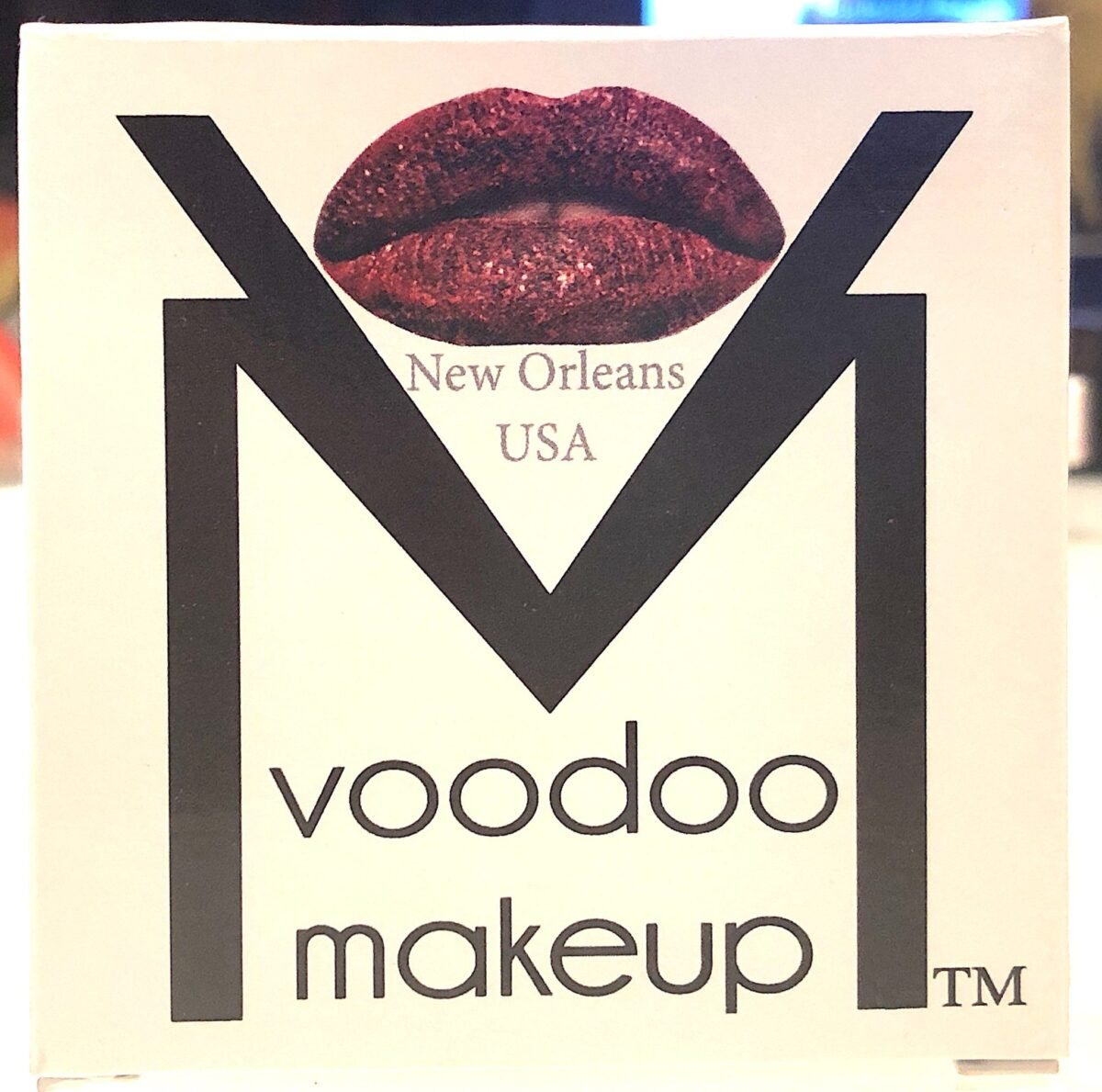 VOODOO MAKEUP COCONUT CREAM FOUNDATION OUTER BOX