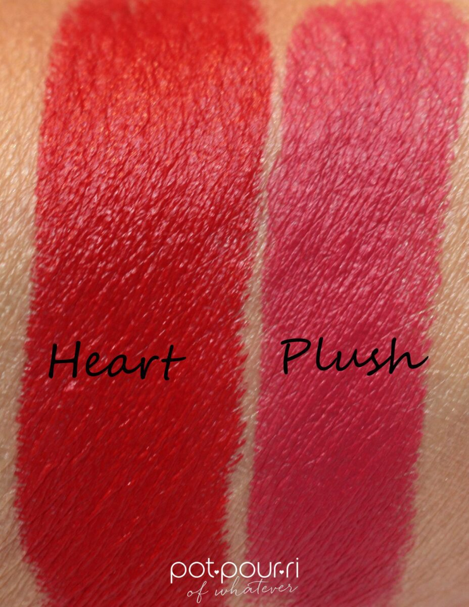 Winky-lux-lipstick-velour-heart-plush-swatches