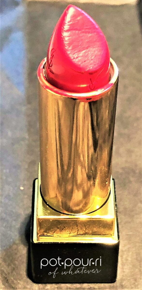 YSL ROUGE PUR COUTURE LIPSTICK SHADE #1