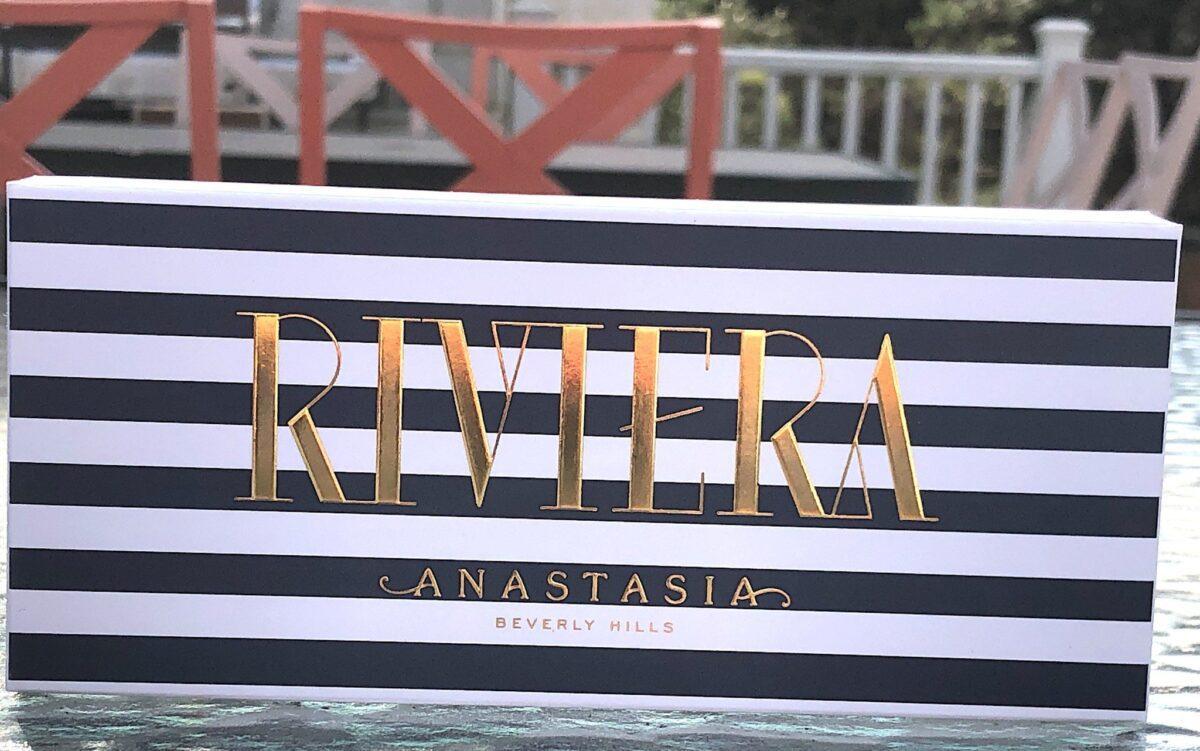 the Anastasia Riviera Eye Shadow Compact