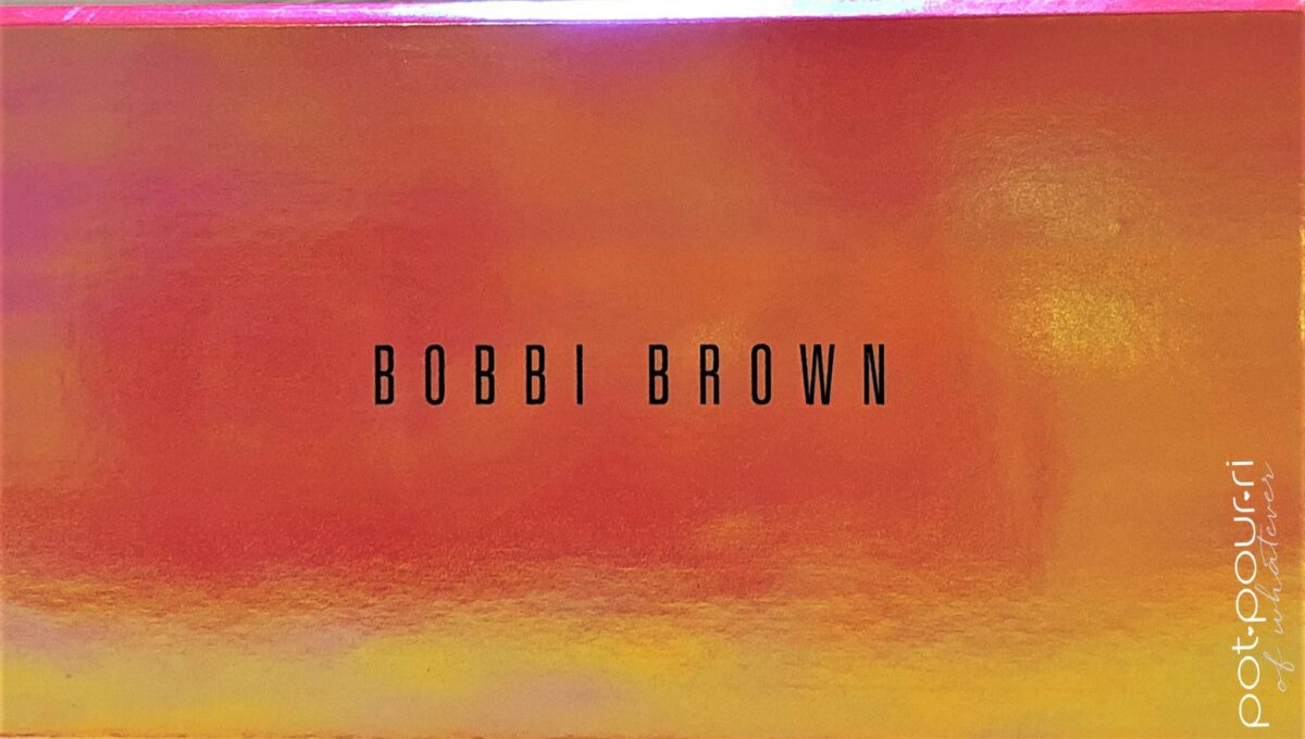 BOBBI BROWN INFRA-RED EYE SHADOW COMPACT